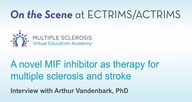 A novel MIF inhibitor as therapy for multiple sclerosis and stroke