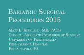 Bariatric Surgical Procedures 2015