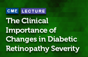 The Clinical Importance of Changes in Diabetic Retinopathy Severity