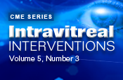 Intravitreal Interventions: Volume 5, Number 3