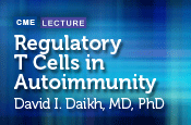 Regulatory T Cells in Autoimmunity