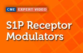 S1P Receptor Modulators