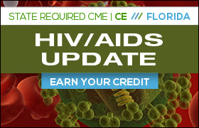 HIV/AIDS 1 Hour Update For Florida Health Professionals