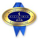ACCME Commendation Logo