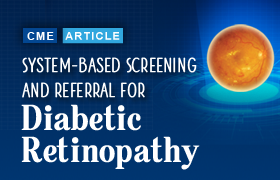 System-based Screening and Referral for Diabetic Retinopathy