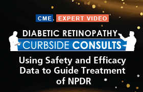 Diabetic Retinopathy Curbside Consults: Using Safety and Efficacy Data to Guide Treatment of Non-proliferative Diabetic Retinopathy