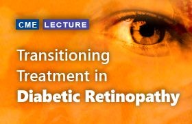 Transitioning Treatment in Diabetic Retinopathy