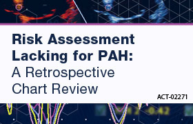 Risk Assessment Lacking for PAH: A Retrospective Chart Review