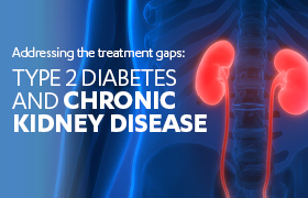 Addressing the Treatment Gaps: Type 2 Diabetes and Chronic Kidney Disease