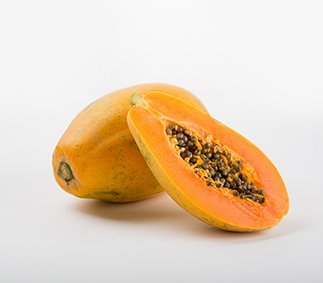 Image of papayas