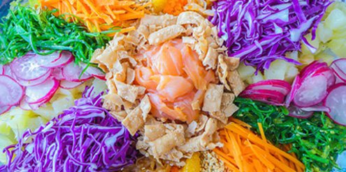 Raw fish salad causes outbreak of group B Streptococcus in Singapore