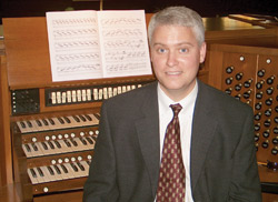 His passion is restoring pipe organs