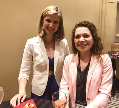 Danielle M. Brander, MD, speaks with Alexandra Todak, HemOnc Today's executive editor.