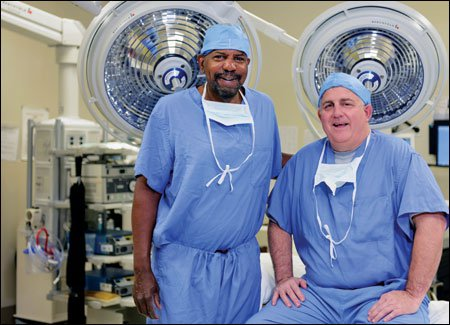 Cato T. Laurencin, MD, PhD, and Augustus D. Mazzocca, MD