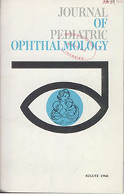 Journal of Pediatric Ophthalmology and Strabismus
