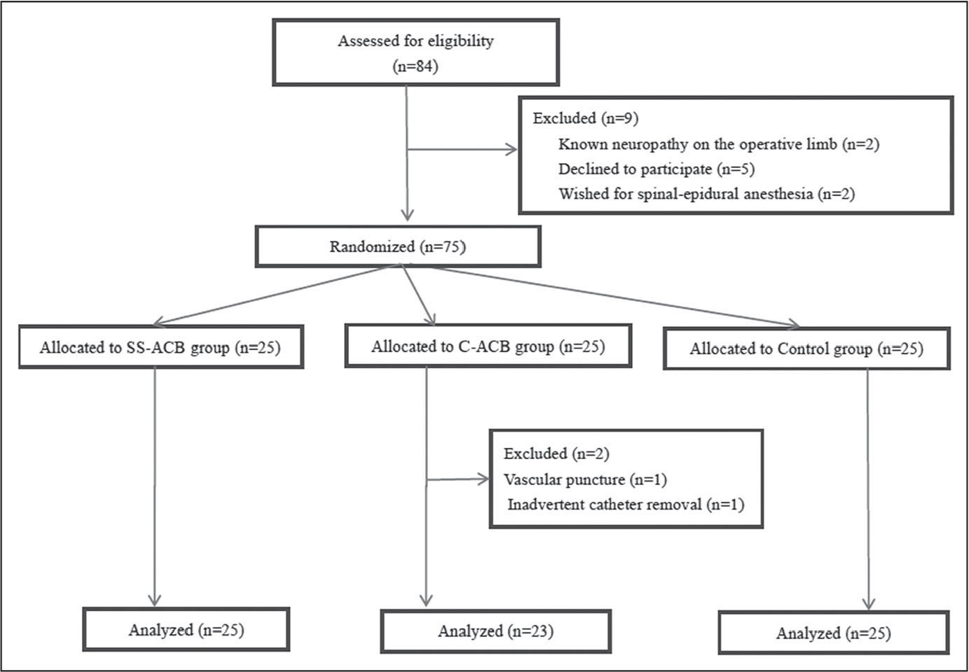 The Prolonged Analgesic Efficacy of an Ultrasound-Guided Single-Shot ...