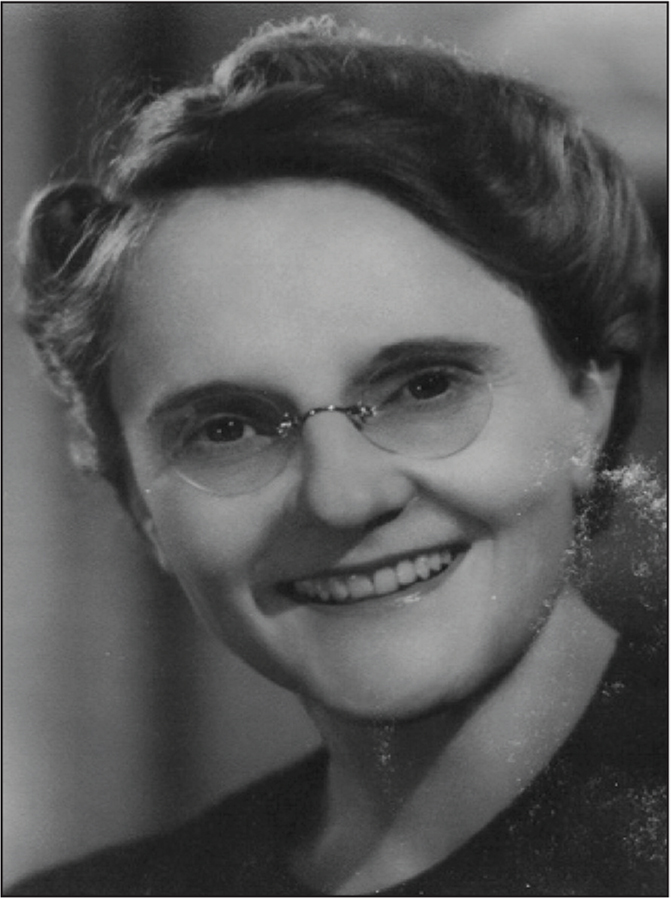 Ruth Jackson, MD. [Reprinted with permission from Manring M, Calhoun J. Biographical sketch: Ruth Jackson, MD, FACS 1902–1994. Clin Orthop Relat Res. 2010;468(7). https://journals.lww.com/clinorthop]