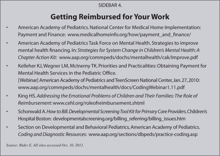 Webinar April 14th Roadmap To Cbhi How >> Behavioral Health Screening And Referral In The Pediatric Office