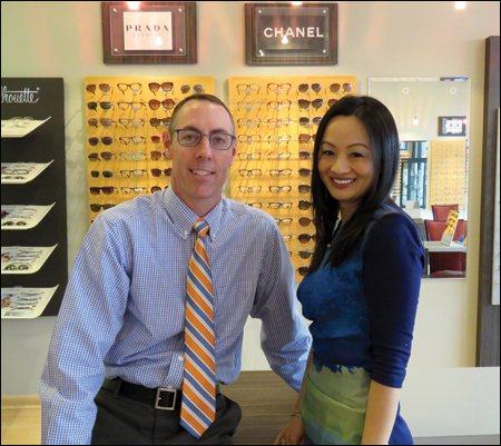 Bradley S. Owens, OD, and Bridgitte Shen Lee, OD, said they recommend the daily disposable contact lens modality as the healthiest, most comfortable and most convenient option for patients at their Houston practice.