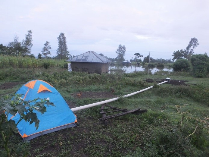 host decoy trap for mosquitos