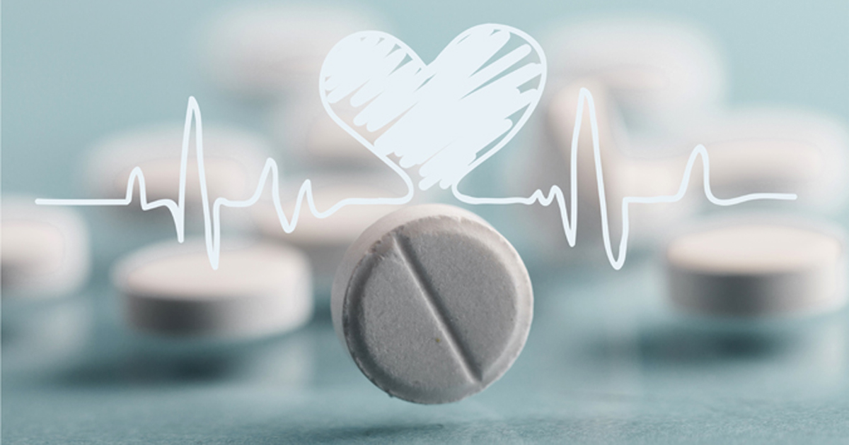 Aspirin and the heart