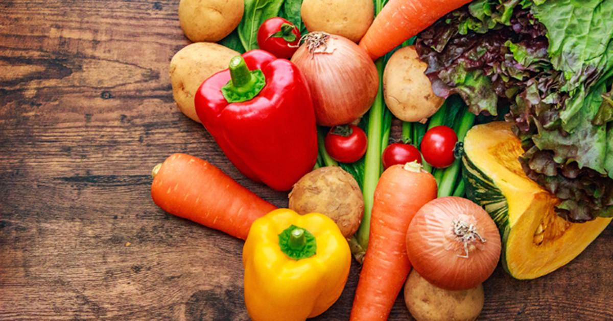 Vegetables 2019 Adobe